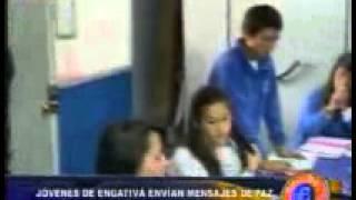 Colegio en Bogotá realiza proyectos audiovisuales con sus estudiantes. Vía CityTv