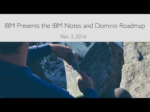 [Webinar] IBM Presents the IBM Notes and Domino Roadmap