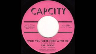 The Fawns - Wish You Were Here With Me