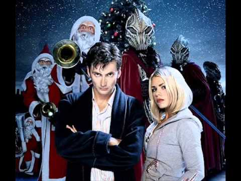 Doctor Who: The Christmas Invasion Commentary - YouTube