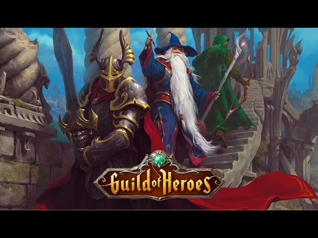 Guild of Heroes - Android Gameplay HD