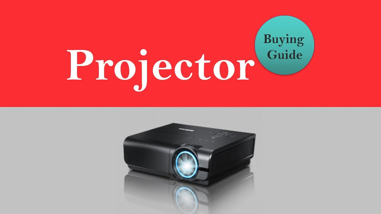 How to Buy a Projector picture