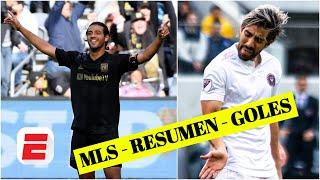 LAFC 1-0 Inter Miami. GOLAZO de Carlos Vela vs Rodolfo Pizarro en duelo mexicano | Goles de la MLS