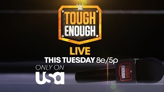 "Roman Reigns heads to ""WWE Tough Enough"" this Tuesday: SmackDown, June 25, 2015"