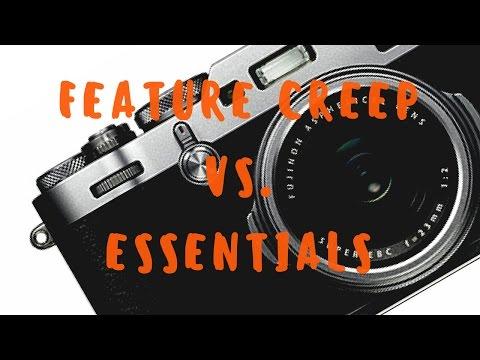 FUJIFILM FEATURE CREEP VS. LEICA ESSENTIALS // Mentioned: X100F, X-Pro2, M10, M9, M-D 262, Q