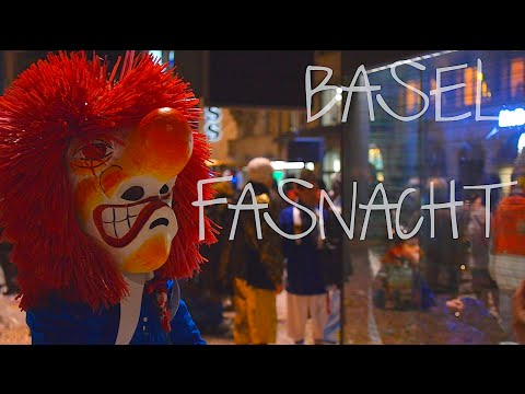 Travel Vlog: SWISS CARNIVAL, the Basel Fasnacht Experience (2015)