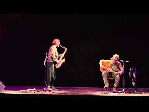Stéphane Lambert & Hassan Abd Alrahman_Duo Oud/Saxo