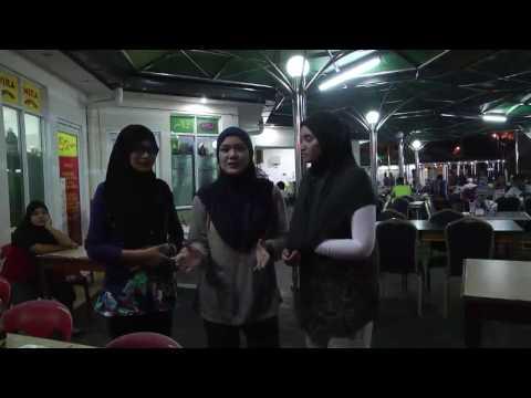 Footage Kampong Ayer-Brunei Darussalam