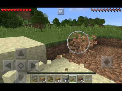 Mobile devise games #1 Game of the day, Minecraft!