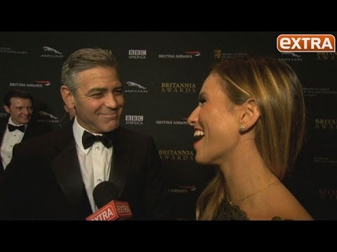 George Clooney Laughs-Off Dating Rumors