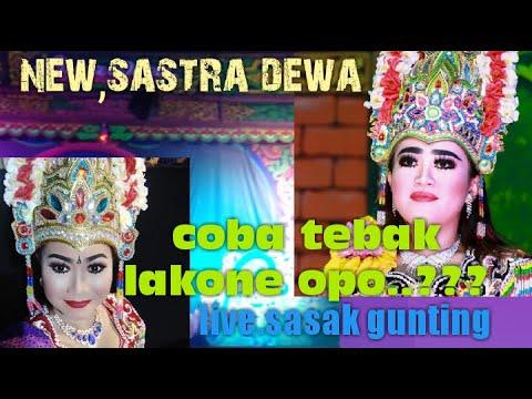 Seni Janger NEW,SASTRA DEWA.live Sasak Gunting