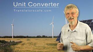 TranslatorsCafe.com Unit Converter
