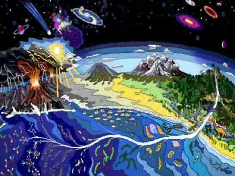 Resultado de imagen de El origen de la vida en la Tierra