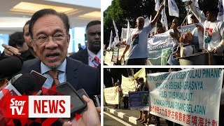 Anwar: PSR project can continue as long as residents are compensated fairly