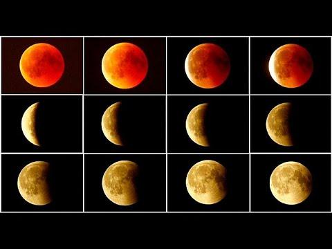 الأمريكيون ينتظرون خسوفاً كلياً للقمر مساء الأحد شريطة صفاء السماء…  - نشر قبل 4 ساعة