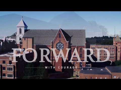 Seton Hill University: Forward Into the Future