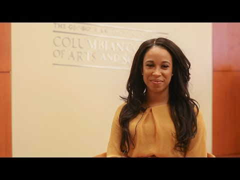 October 2017 Spotlight on The Engaged Liberal Arts - Miss Black America 2017 Brittany Lewis