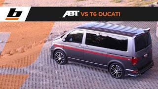 Botta Exclusive ABT Sportsline  VW T6 Ducati Serbia Edition