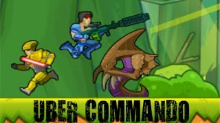 Uber Commando • Gameplay by Mopixie.com
