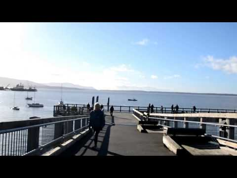 Taylor Street Boardwalk, Bellingham WA - March 3rd, 2013