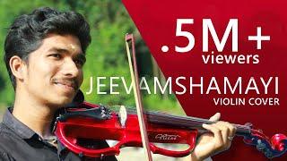 Jeevamshamayi Violin Cover | AmalSivan | Theevandi | Kailas Menon