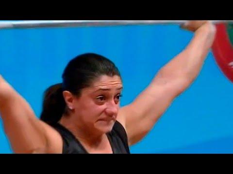 2009 World Weightlifting Championships, Women 69 Kg \\ Тяжелая Атлетика. Чемпионат Мира
