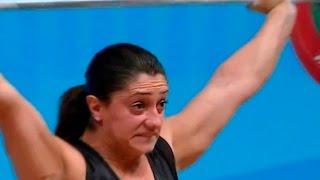 2009 World Weightlifting Championships, Women 69 kg \ Тяжелая Атлетика. Чемпионат Мира