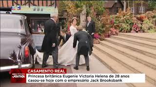 Casamento da Princesa Eugenie de York e Jack Brooksbank