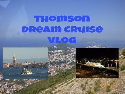 Thomson Dream Cruise Vlog