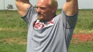 Francis Brebner Caber Toss Clinic Part 2