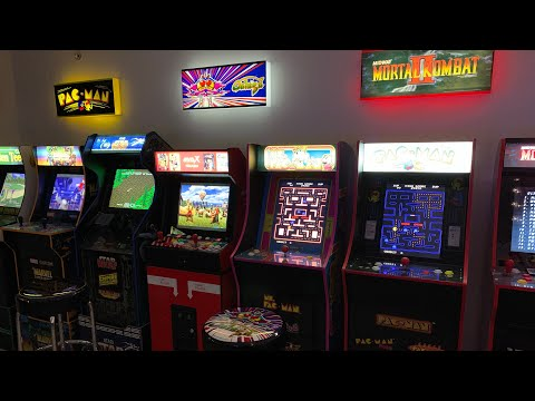 ARCADE1UP - THE BEST OF 2020 AND PREDICTIONS FOR 2021! from The 3rd Floor Arcade with Jason