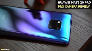 Huawei Mate 20 Pro: Pro Photographer Camera Review!!!