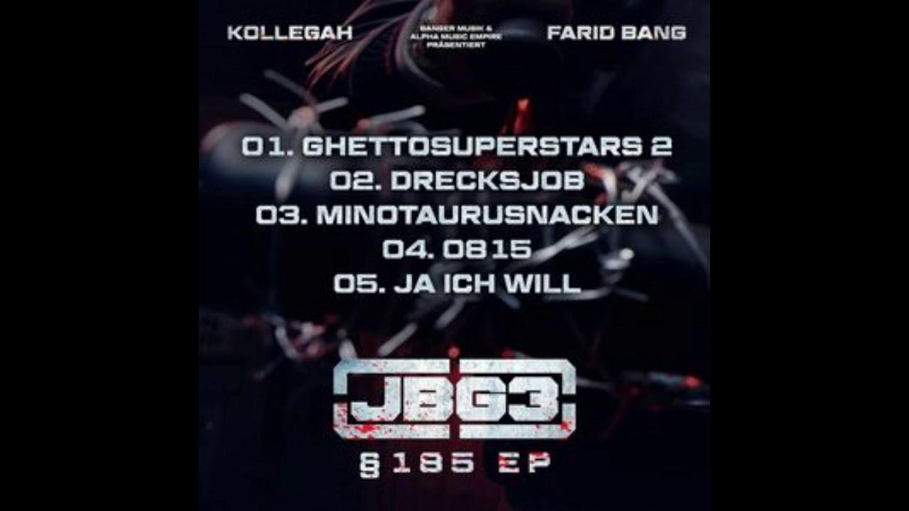 Kollegah & Farid Bang - § 185 - Full EP (+Download)