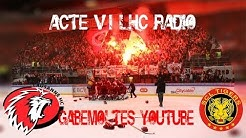 Lausanne HC - SC Langnau 16 Avril 2013 Promotion LNA (LHC Radio)