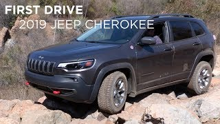 First Drive | 2019 Jeep Cherokee | Driving.ca