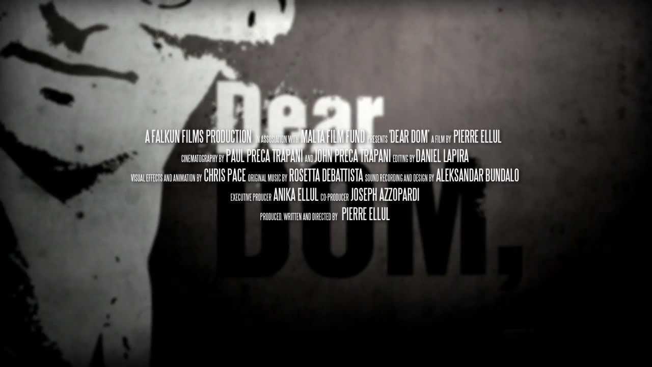 Dear Dom Trailer