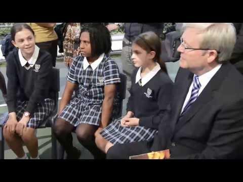 Visit to Brisbane Adventist College