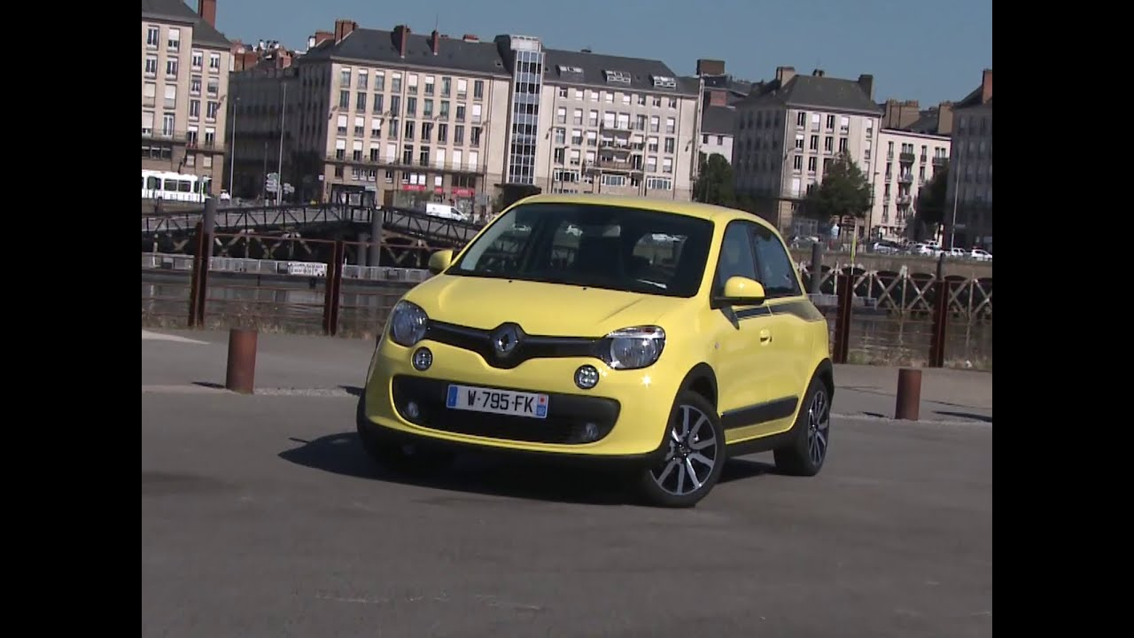 essai renault twingo 0 9 tce 90 intens 2014 youtube. Black Bedroom Furniture Sets. Home Design Ideas
