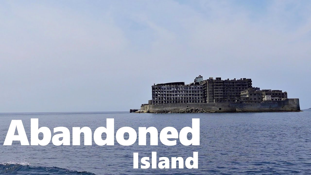 Download Abandoned Island in Japan: Gunkanjima (Battleship Island) // Japan Travel Guide