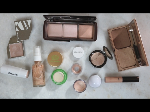 The Line Up // Highlighters [ Powder/Liquid/Cream ] | L'amour et la Musique