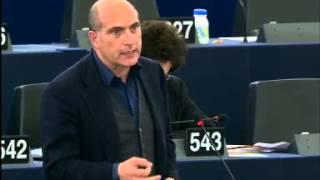 Intervento in aula di Andrea Cozzolino sulla riforma della politica di coesione