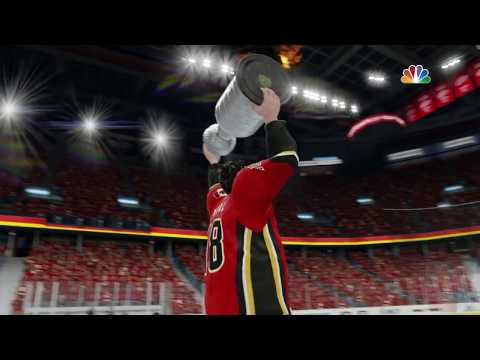 NHL 19 - Calgary Flames Stanley Cup Celebration