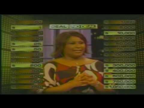 Deal Or No Deal with Anita English 1/5