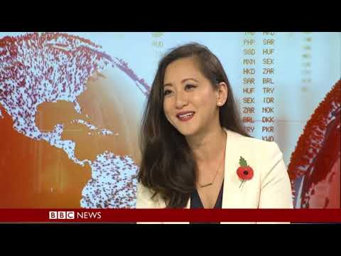 Sharanjit Leyl and Leisha Santorelli BBC Asia Business Report November 2nd 2017