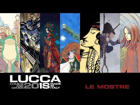 [Lucca C&G]Le Mostre 2018