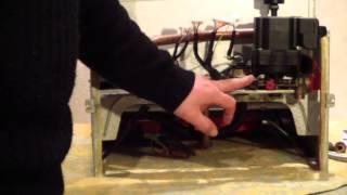 Averia caldera: Video tutorial, sustitucion llave llenado y valvula de seguridad en caldera de gas