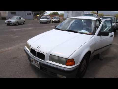 Pacific Auto Auction - BMW 3251 1992