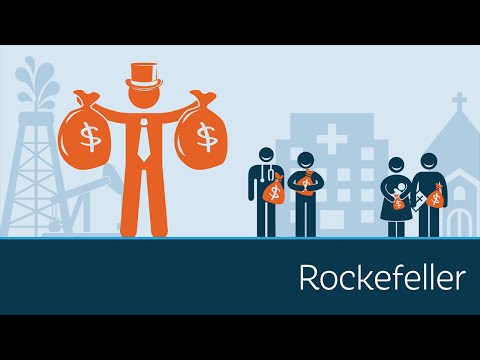 Rockefeller: The Richest American Who Ever Lived