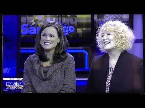 Heidi Hanna and Karyn Buxman Humor and Stress KUSI