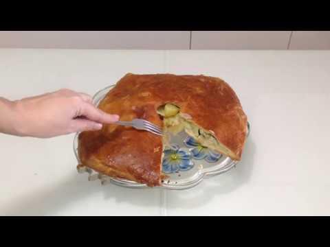 Пирог с рыбой и картофелем! ОЧЕНЬ ВКУСНО! - YouTube